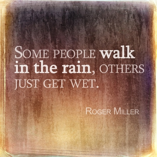 some people rain